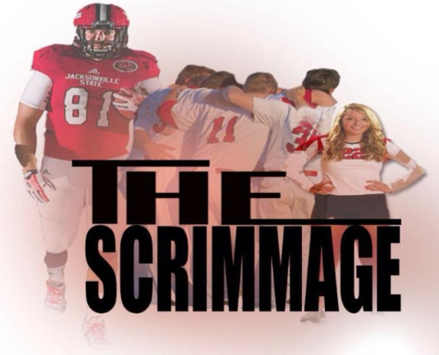 the scrimmage logo