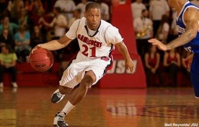 Senior guard Brian Williams