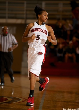 Senior guard LeCresha Horton