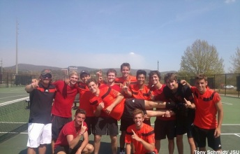 2014 Men's Tennis Team